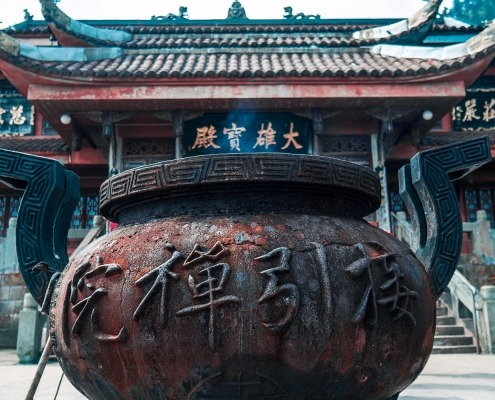 Les nombreux dialectes et systèmes d'écriture de la Chine