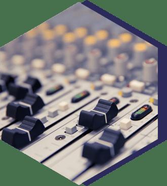 Studio production audio multilingue