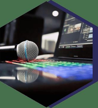 Agence voix off multilingue pour vidéos